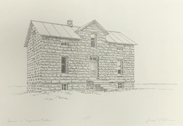 """House in Seymour, Texas"""