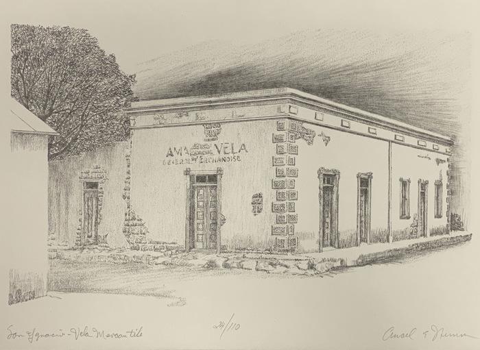 """""""San Ygnacio - Vela Mercantile"""""""