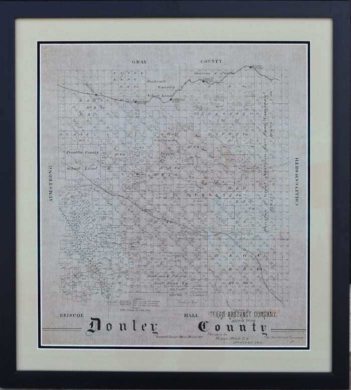 """Donley County"""