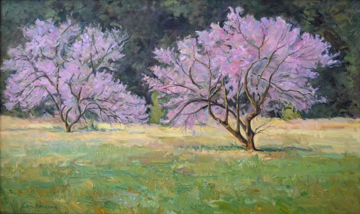"""Spring Dance"" Peach Blossoms"