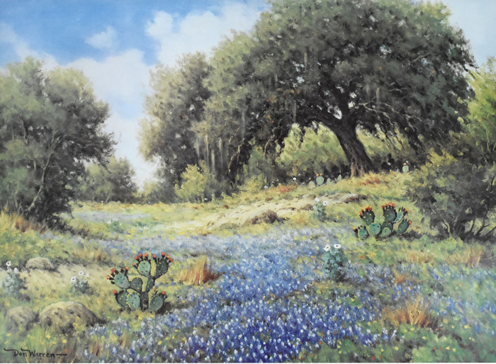 """Land of the Bluebonnets"""