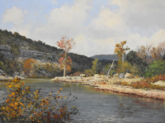 """Blanco River - Near Wimberly"""