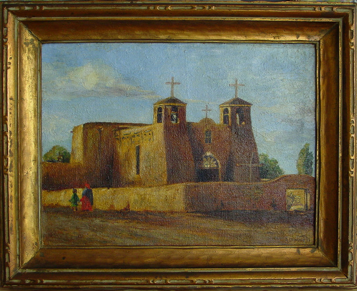 Rancho Taos Mission