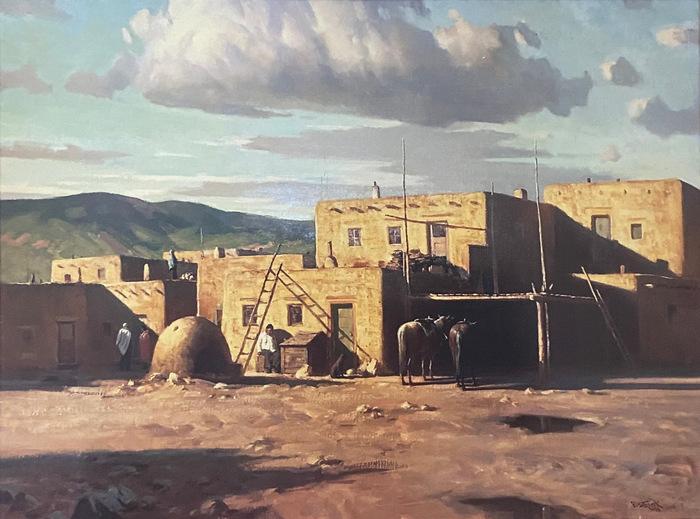 """""""Taos Pueblo"""""""