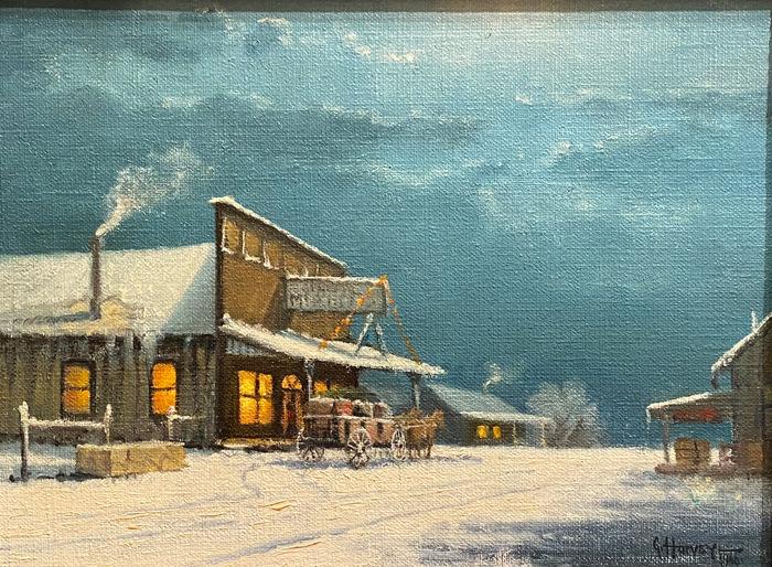 """""""Pioneer Christmas"""""""