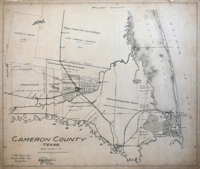 """Cameron County"""
