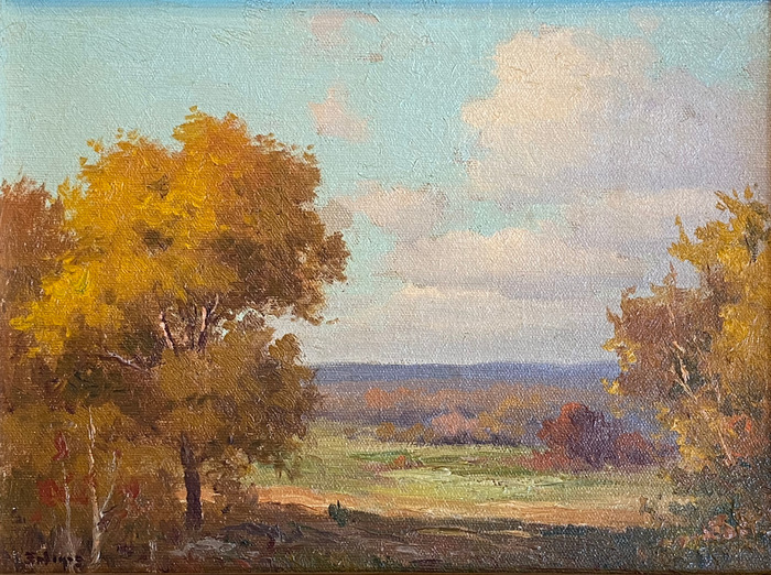 """""""Autumn Hills"""" Texas Hill Country"""