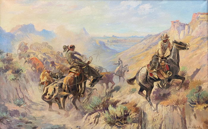 """""""Cattle Drive"""""""
