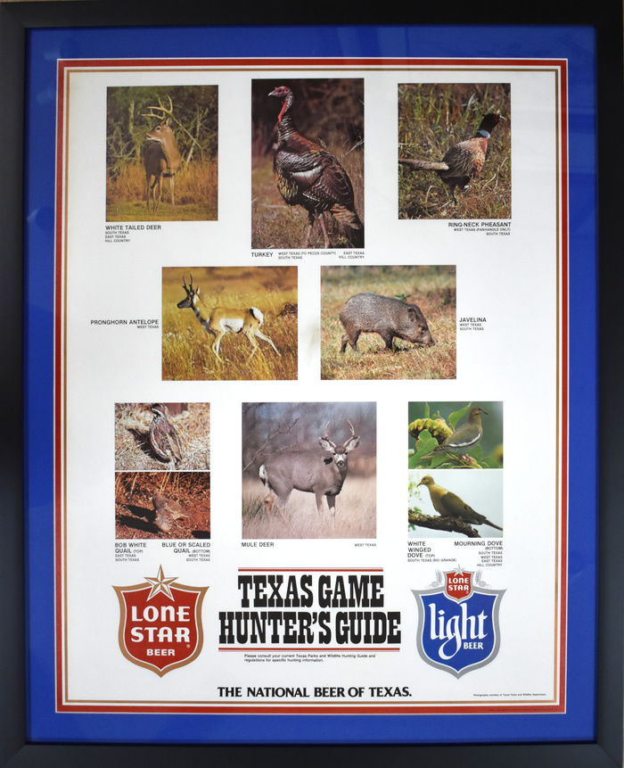 """""""Texas Game Hunters Guide"""""""