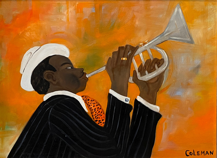 """Jazz Man"""
