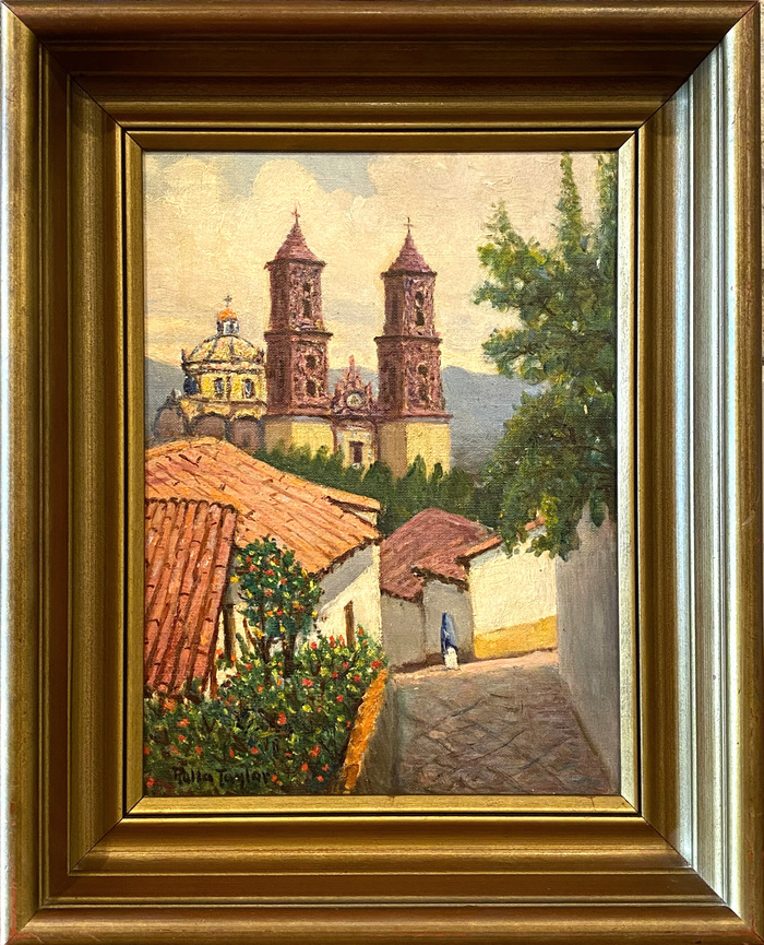 """Street In Taxco Mexico"""