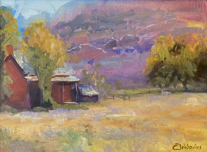 """""""Taos Cabin"""""""