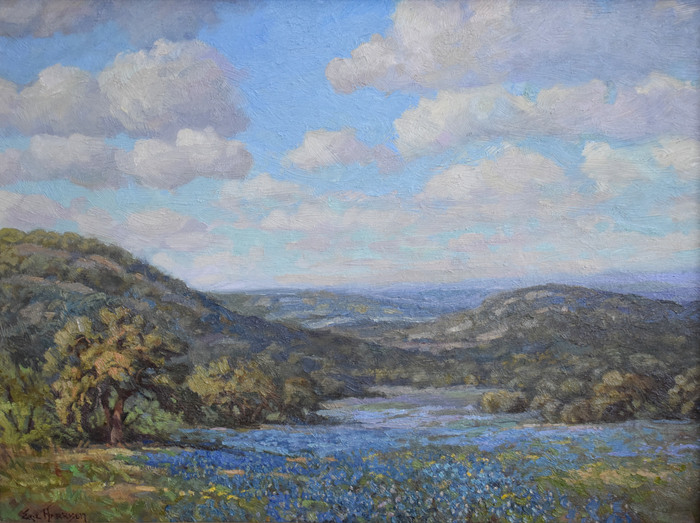 """''Hill Country Bluebonnets"""""""
