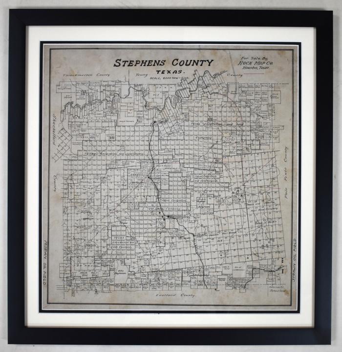 """Stephens County"""