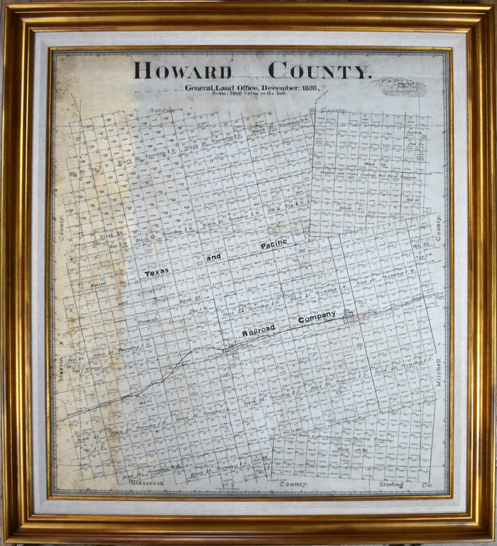 """Howard County"""