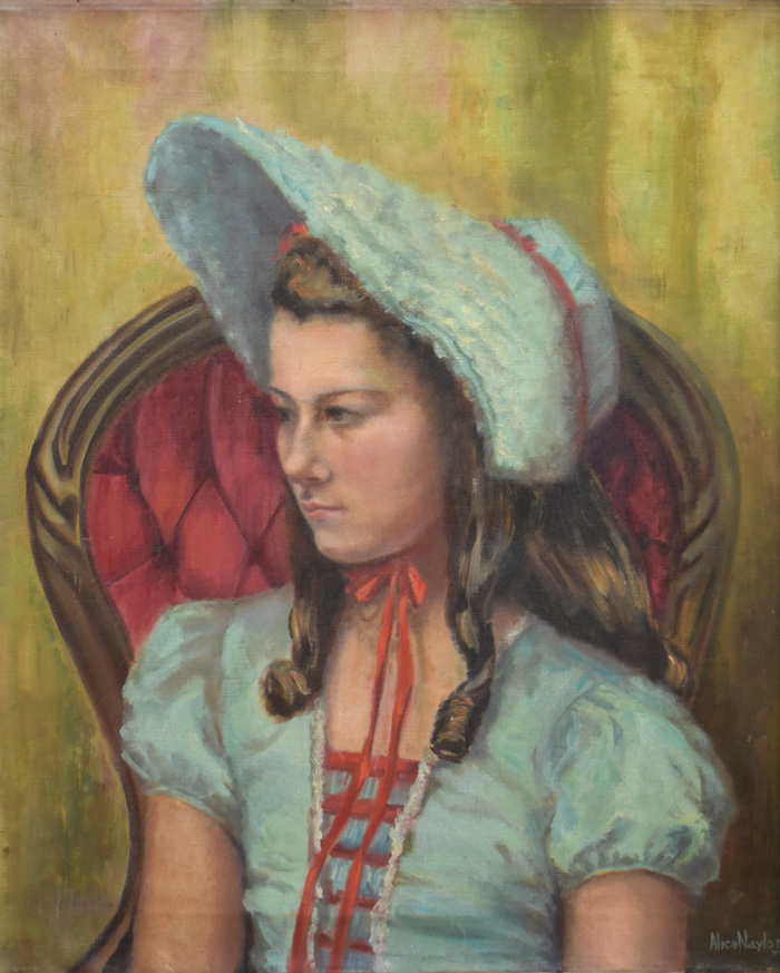 """""""Portrait Of A Girl"""""""