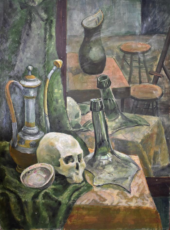 """""""Skull Still Life"""""""