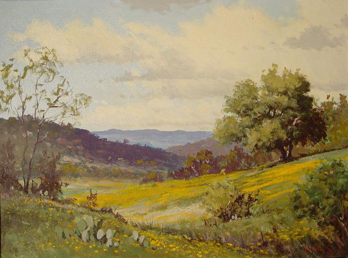 Coreopsis Landscape