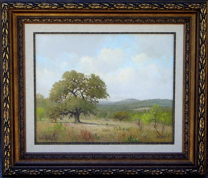 Texas Oak