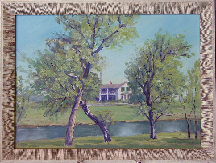 LBJ Ranch House Lyndon Baines Johnson