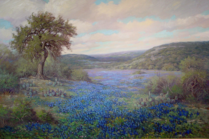 """Bluebonnets of Texas"""
