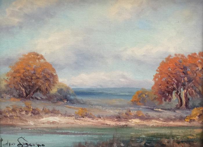 Fall River Landscape