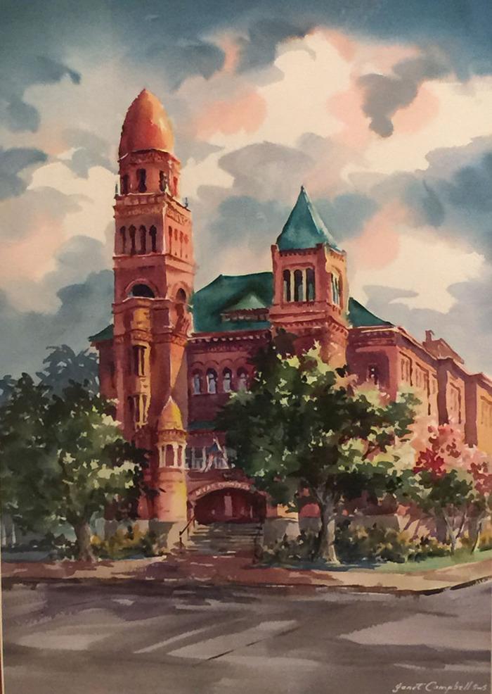 Bexar County Courthouse San Antonio Texas