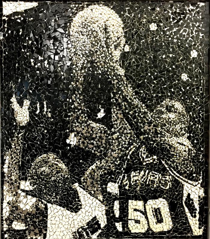 """Rebound""  David Robinson Charles Barkley"