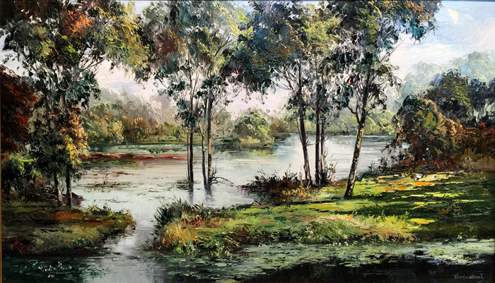 """""""The Bayou"""", New Orleans"""