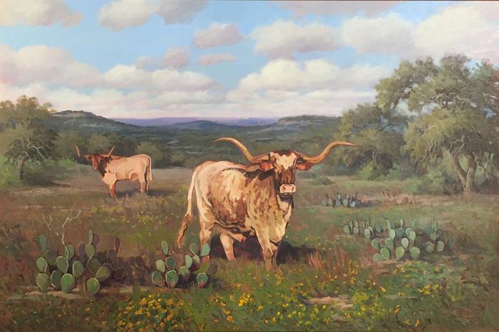 """Texas Longhorns"""