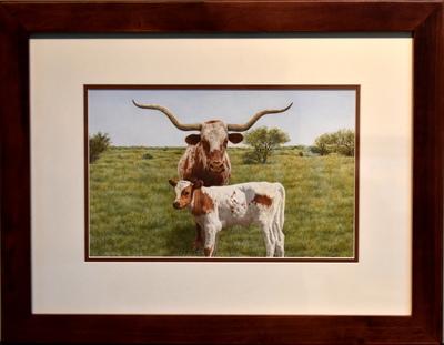 Longhornpaircalf2