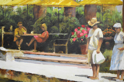 Yellow_umbrellas_of_the_riverwalkdetail