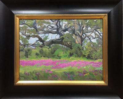 Oak_with_hot_pink_phlox_2