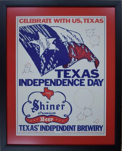 Texasindependenceframed
