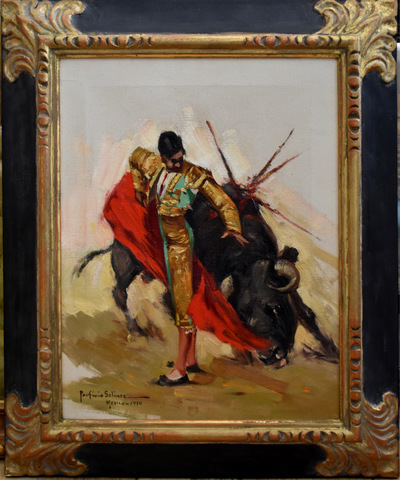 Bullfighterframed