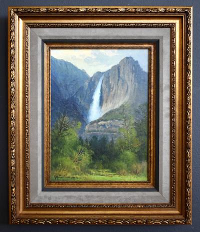 Yosemitefallsframed