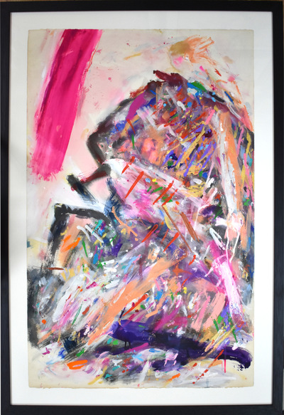 Abstract295framed
