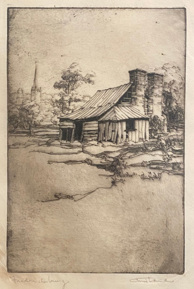 Fredericksburg_litho4