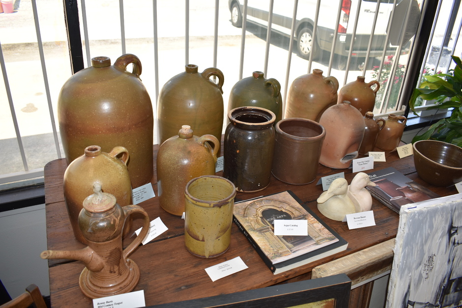 ANNUAL ANTIQUE TEXAS POTTERY SHOW