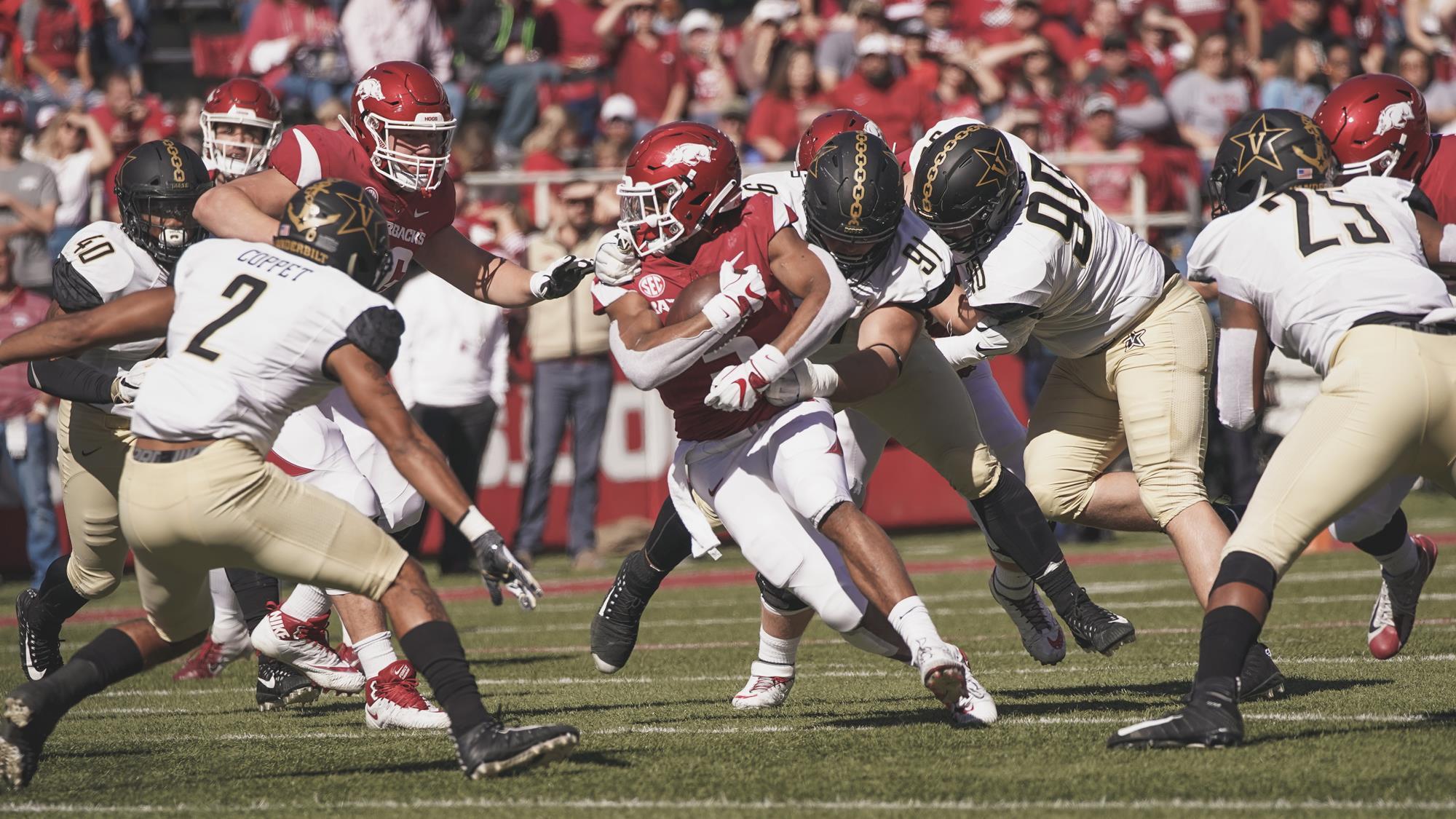 Drew Birchmeier - Football - Vanderbilt University Athletics 7d2d6b870