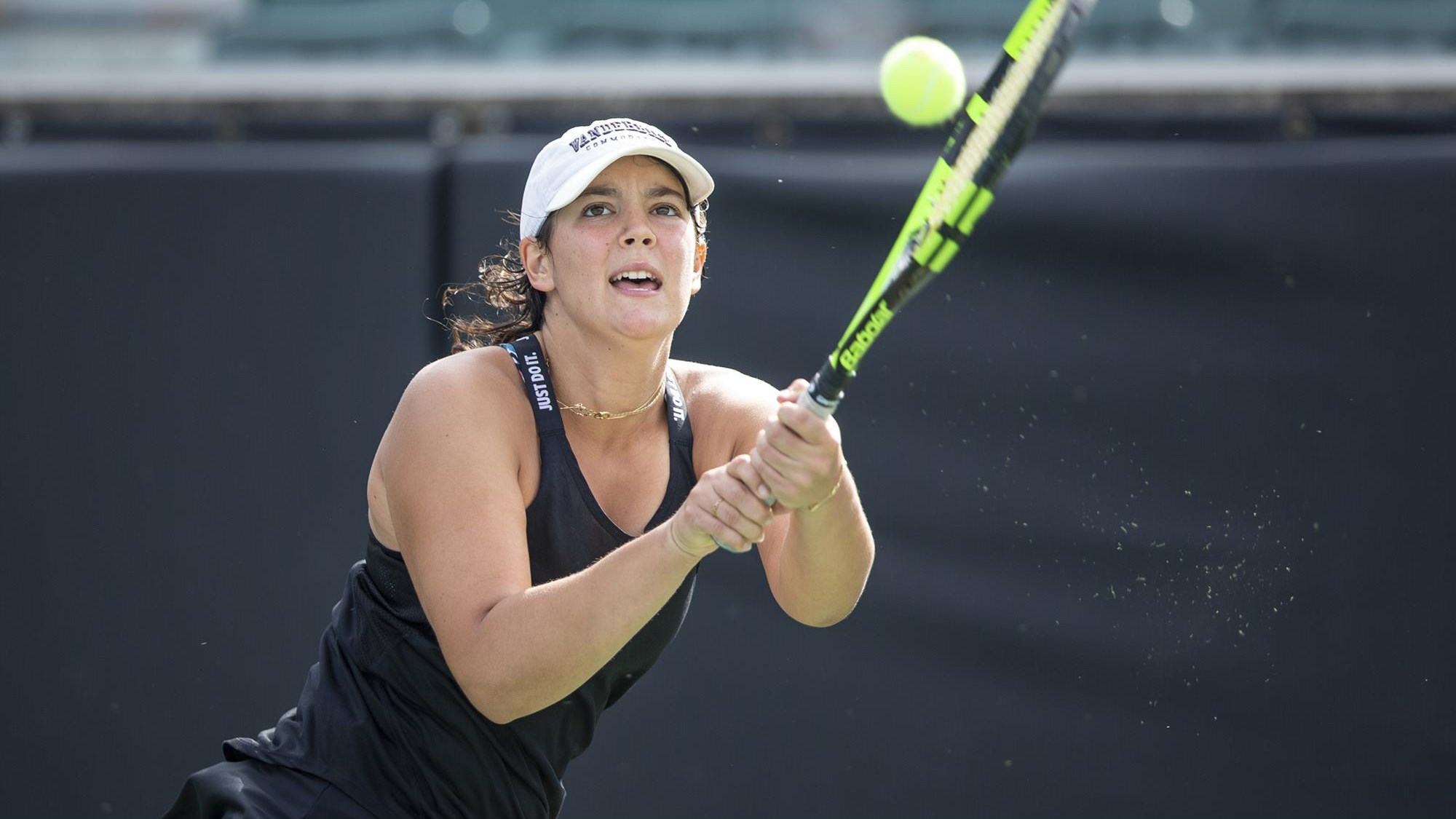 W. tennis Campana June Stewart
