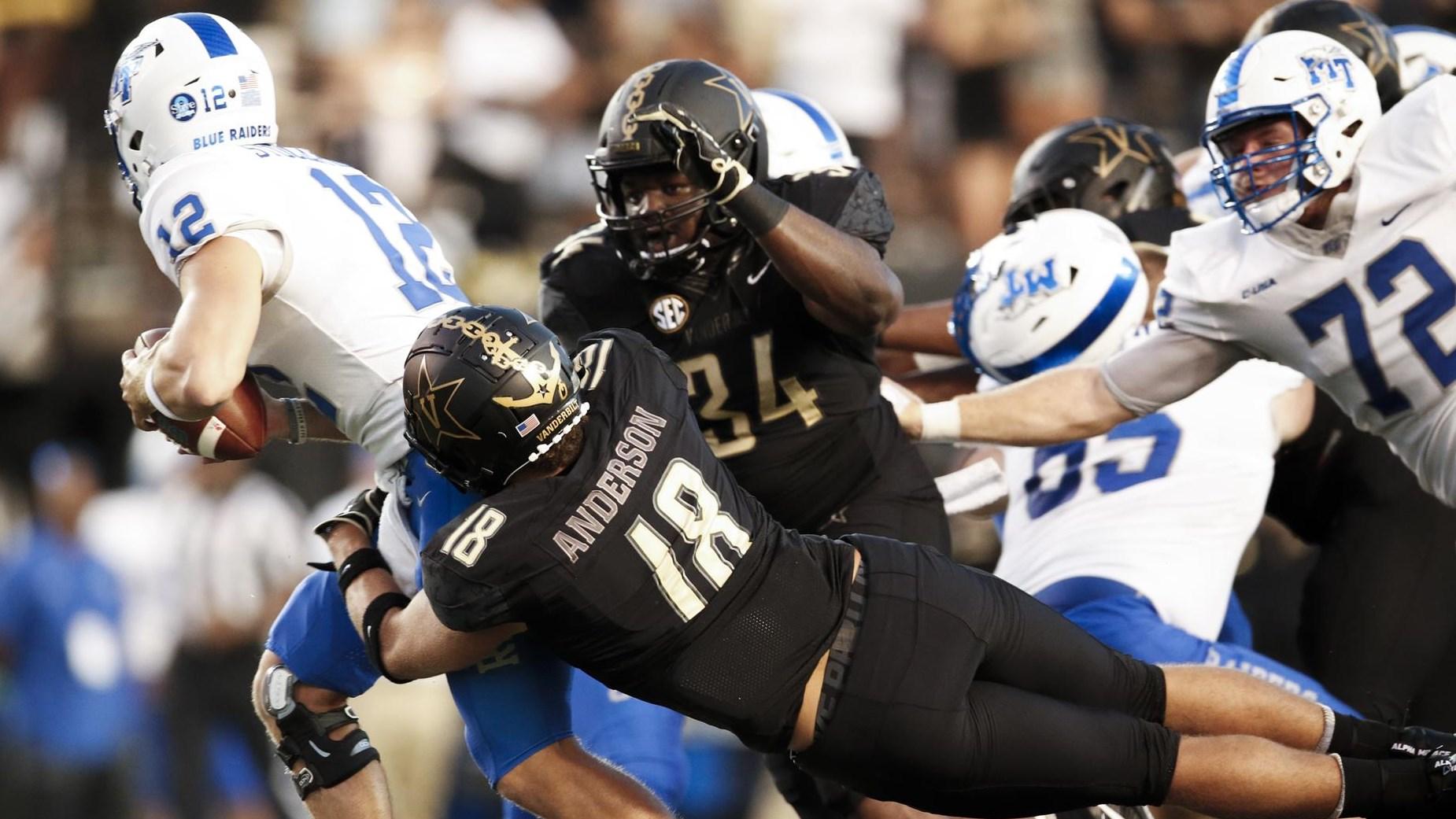 3d0bc9015 Colin Anderson - Football - Vanderbilt University Athletics