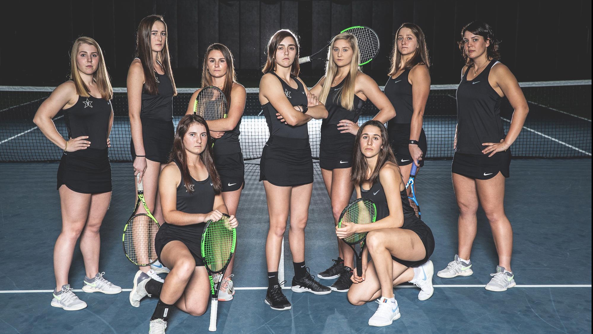 Women's Tennis Team 2018-19