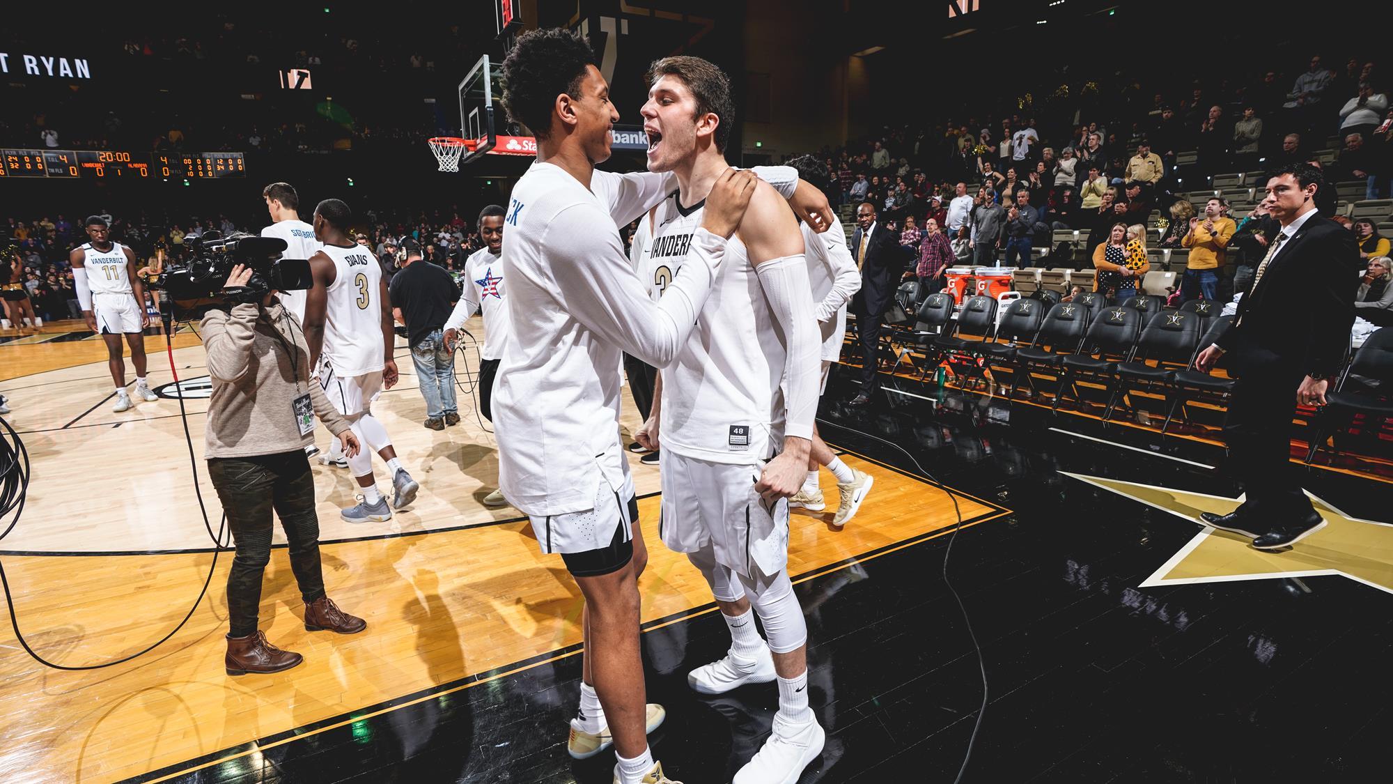 befe646d7 Matthew Moyer - Men s Basketball - Vanderbilt University Athletics