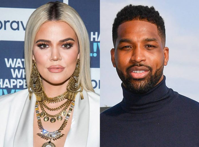 Uhh...Khloé Kardashian Allegedly Wants to Reconcile With Tristan Thompson