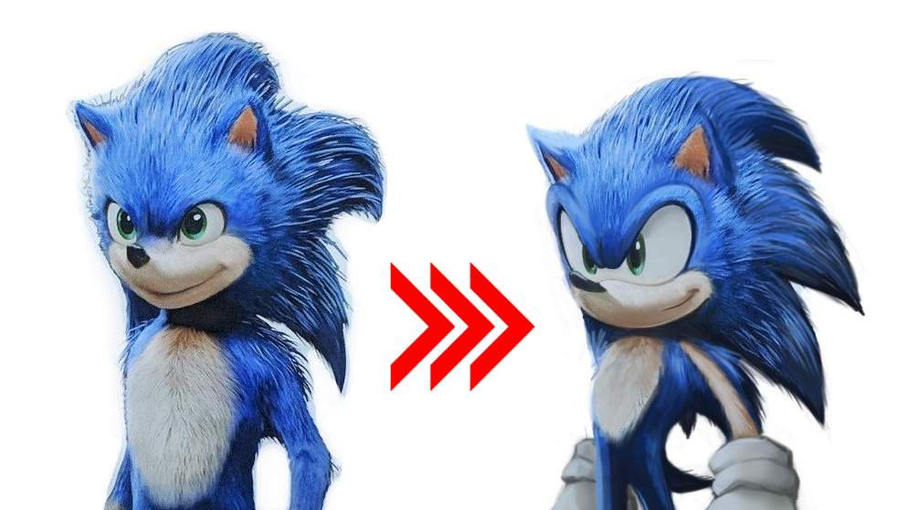 The New Sonic The Hedgehog Design Is Here And Fans Are Breathing A Sigh Of Relief Vuuzletv Com