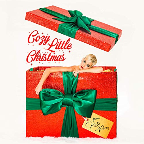 Katy Perry Shares 'Cozy Little Christmas' Music Video Teaser