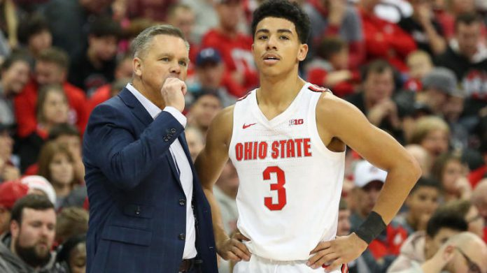 Ohio State Buckeyes Basketball Player D.J. Carton Takes Indefinite Leave To Address Mental Health