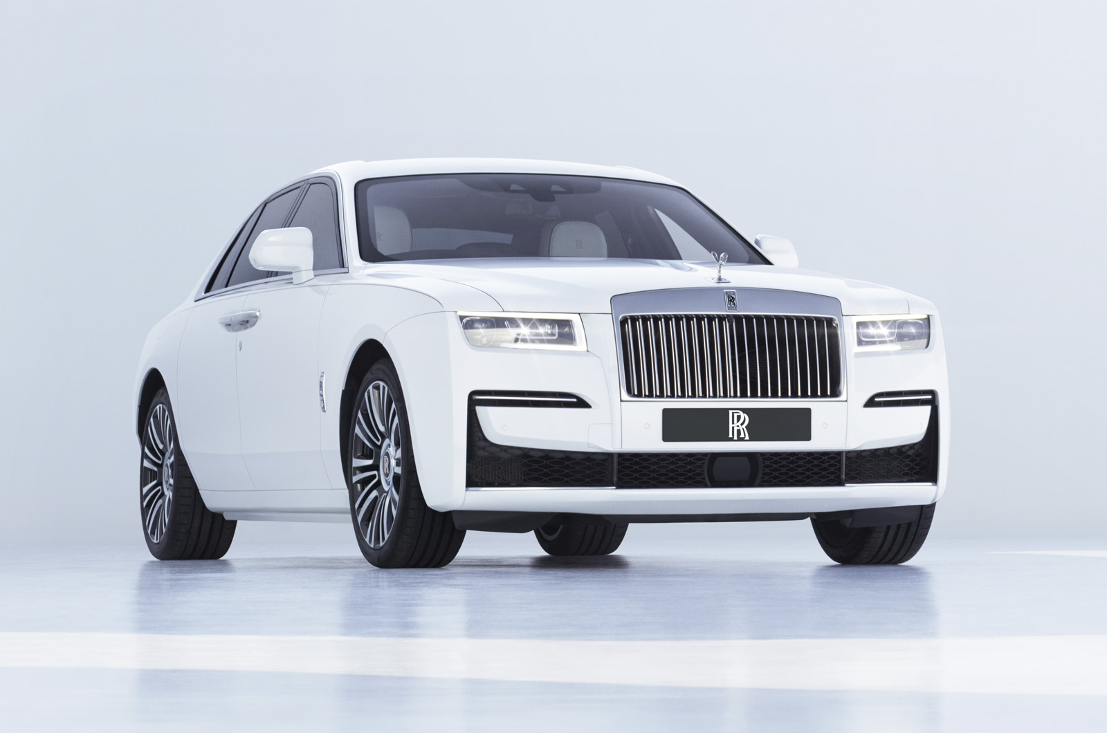 The New Rolls-Royce Ghost Is The Luxury Marque's Most Important New Car -  VuuzleTV.com