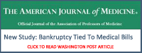 According to a study by the American Journal of Medicine, Sixty-two percent of all bankruptcies filed in 2007 were linked to medical expenses!